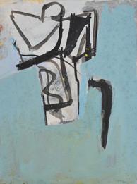 Gouache sur papier  17 x 21 cm  1994
