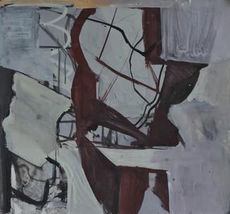 Gouache sur papier  29 x 31,5 cm   2018