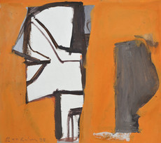 Gouache sur papier  21,6 x 24,5 cm   1998