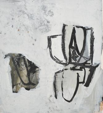 Gouache sur papier  22,5 x 25 cm  1991