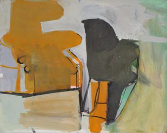 Gouache sur papier  24 x 31 cm  2011