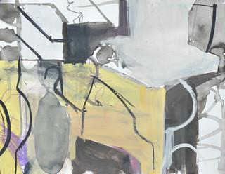Gouache et encre de chine sur papier 21 x 29 cm   2015