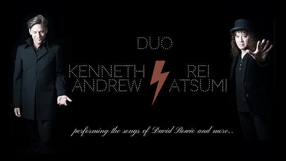 Kenneth Andrew, Rei Atsumi