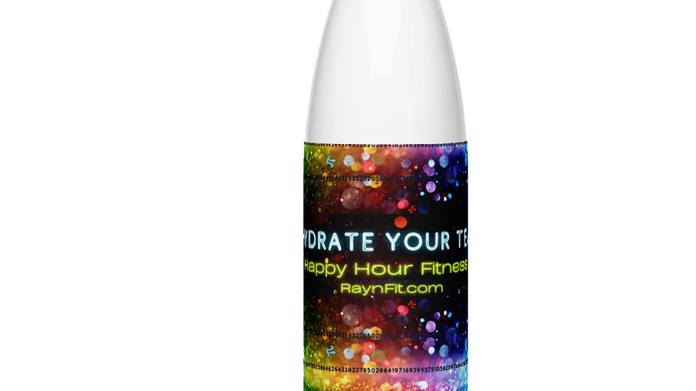 REHYDRATE YOUR TEARS - Stainless Steel Water Bottle