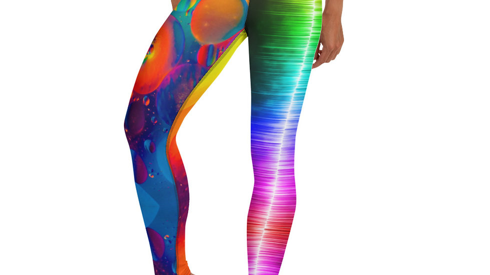 RAYNBOWTASTIC - Leggings