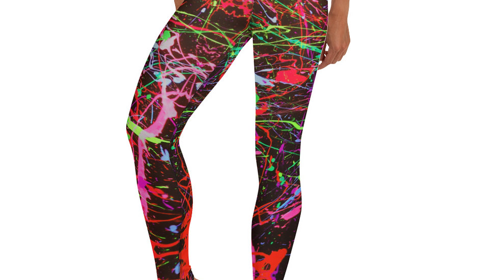 ASPHALT - leggings