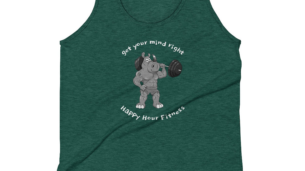 GET YOUR MIND RIGHT - Tank Top (unisex)