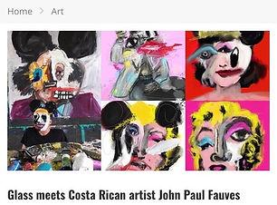 John Paul Fauves | Glass magazine