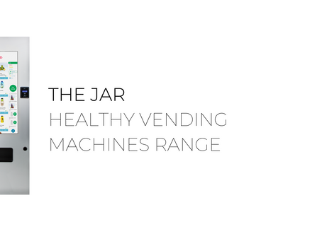 An introduction into buying a healthy vending machine in the UK
