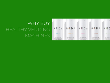 Good reasons to buy healthy vending machine from The Jar Healthy Vending