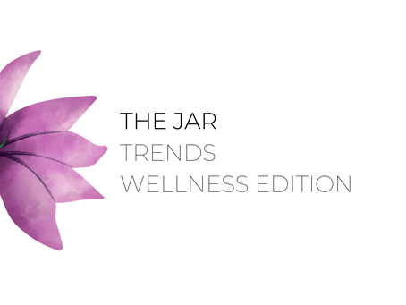The Jar - Healthy Vending Trends: Wellness Edition✨