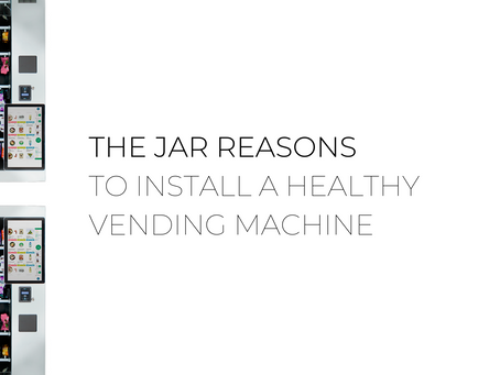 How can installing healthy vending machines help your business?