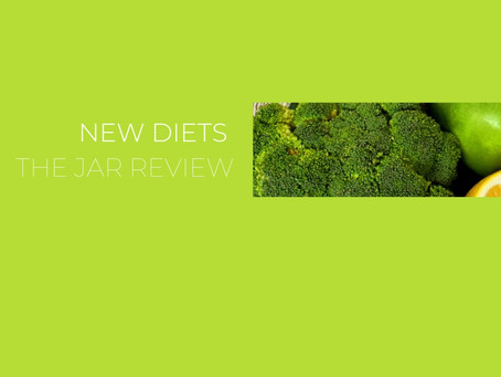 New diets review with The Jar - Healthy Vending