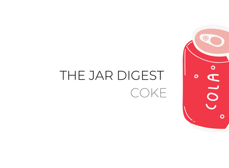 The Jar Healthy Vending Digest: Coke