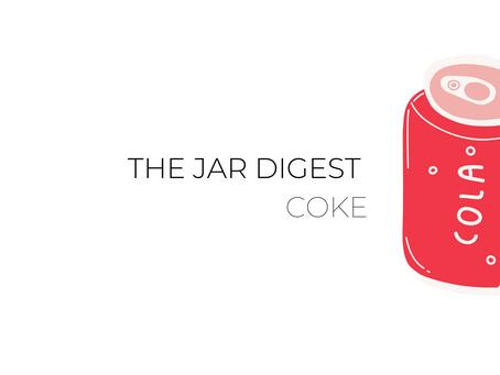 The Jar Healthy Vending Digest: Coca-Cola