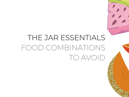 The Jar - Healthy Vending Essentials: Food combinations to avoid