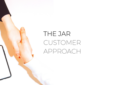 How can we at The Jar help you?