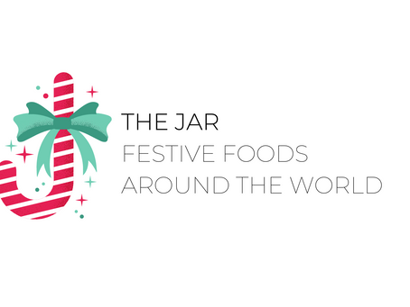 Festive foods around the world with The Jar - Healthy Vending.
