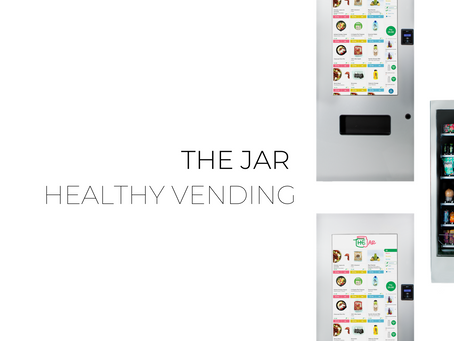 Who are The Jar - Healthy Vending?