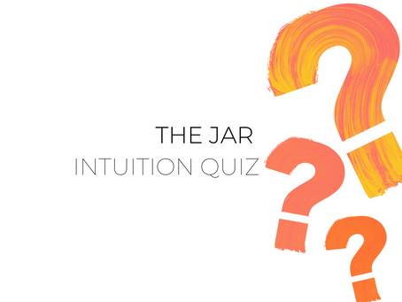 The Jar - Healthy Trends Intuition Quiz