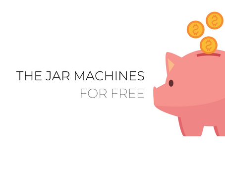 Buy healthy vending machine in the UK? Why not get it for free from The Jar - Healthy Vending?