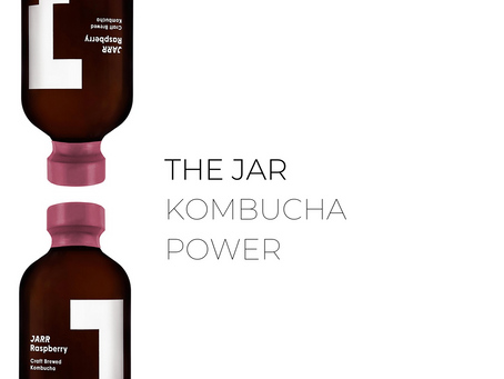 Kombucha - A Boost For Your Good Bacteria