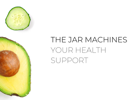 Keep your employees in peak physical condition with The Jar - Healthy Vending Machines