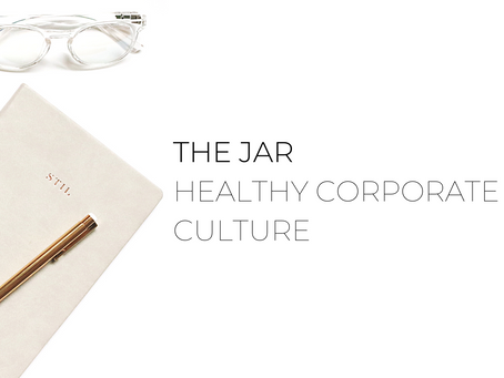 The Jar - Healthy Vending Corporate Culture