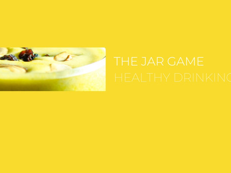 New drinking game from The Jar - Healthy Vending