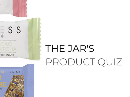 Product quiz from The Jar Healthy Vending