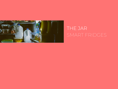New line alert: The Jar Smart Fridges