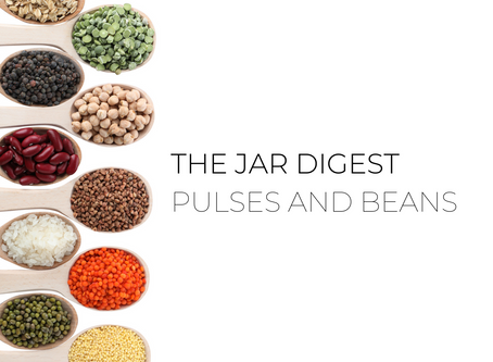 The Jar Digest: Beans and pulses