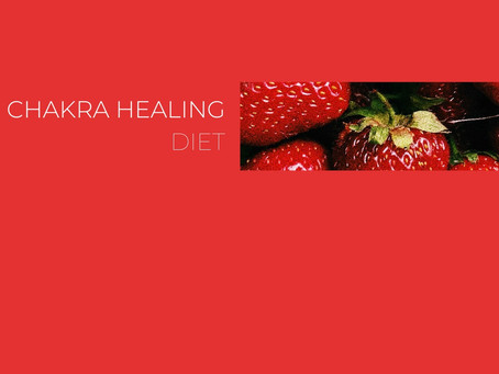 Chakra Healing diet solutions from The Jar - Healthy Vending.