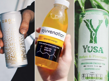 Sipping on health, strength and happiness with The Jar – Healthy Vending.