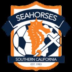Southern California Seahorses a Div.  of Missionary Athletes International Logo