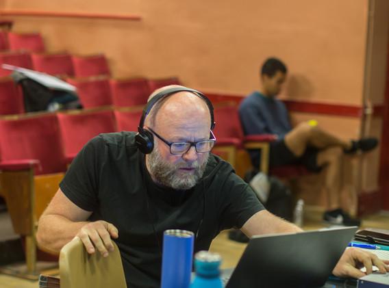 Director Shane Morgan