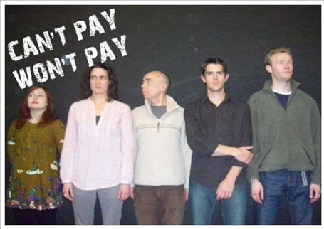 Can't Pay? Won't Pay! by Dario Fo