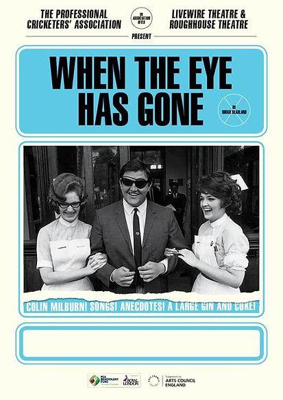 Whe The Eye Has Gone by Dougie Blaxland