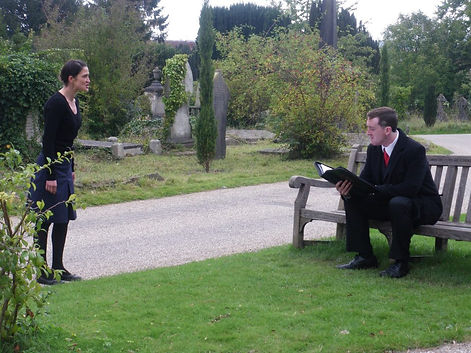 Measure for Measure at Arnos Vale Cemetery