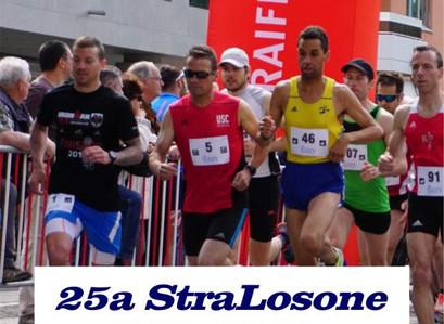 Mercoledì primo maggio si corre la Stralosone!