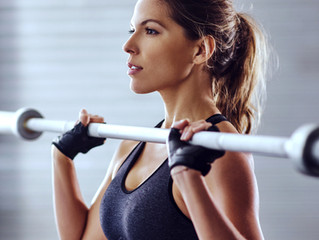 Have No Fear: Lift Heavier Weights!