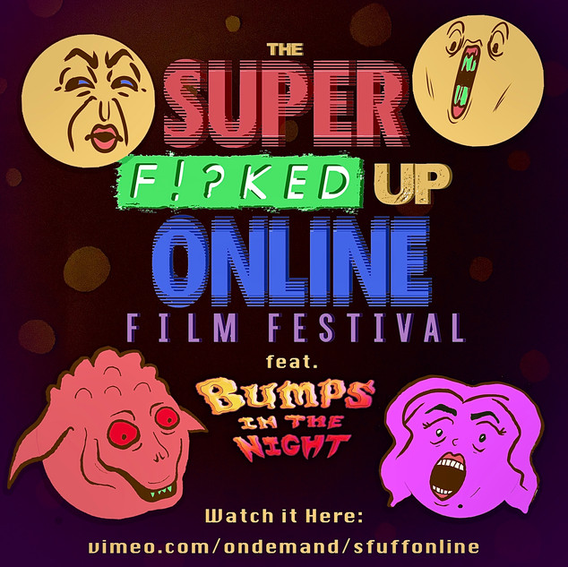 Super Fucked Up Online Film Festival