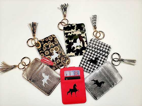 Key Chain Card Holder