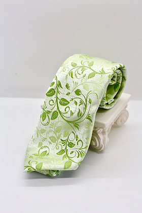 Green Nature Tie