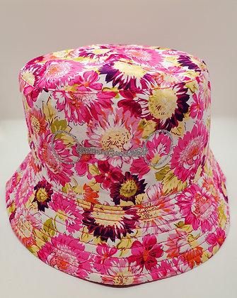 Pink Snaffle Bucket Hat