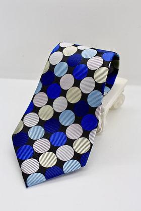 Blue Polka Dots Tie