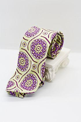 Green & Purple Tie