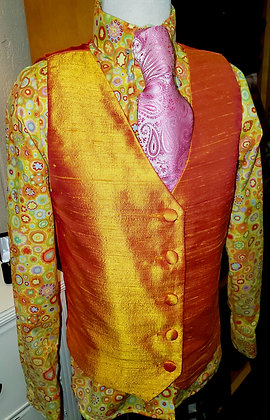 Scintilla Custom Vest Set- Cheery