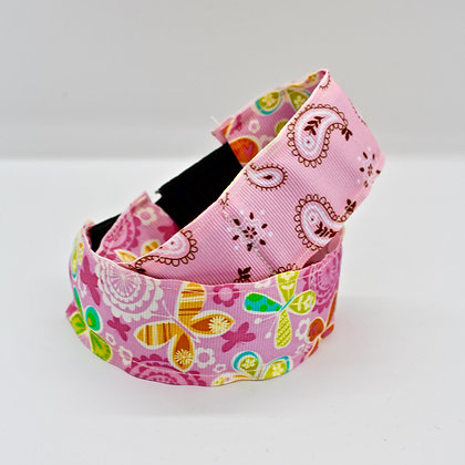 Butterfly & Paisley Cuffstrap