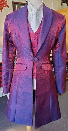 Scintilla Custom Daycoat- Color Change Royal/Red